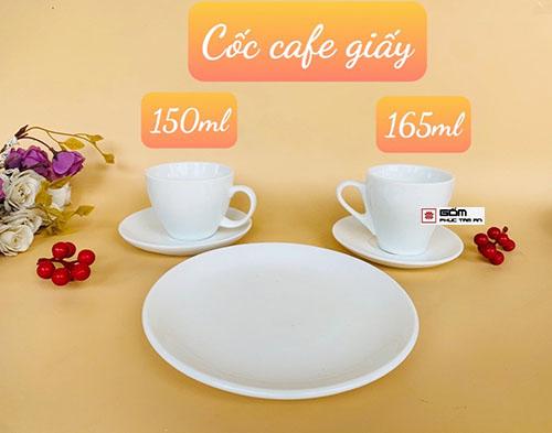 mua coc cafe trang mua coc cafe trang giay dep gia cafe trang giay re