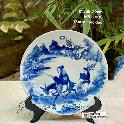cửa hàng cung cấp tranh đĩa trưng bày cao cấp chất